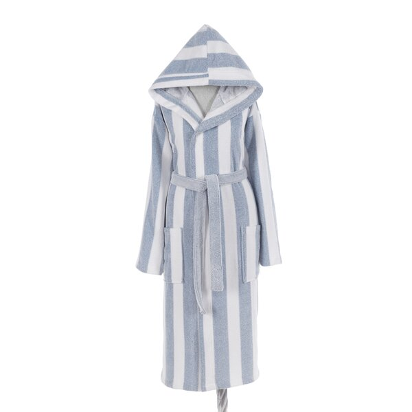 Authentic 100% Cotton Bathrobe by Puffy Towels by AZK Trading